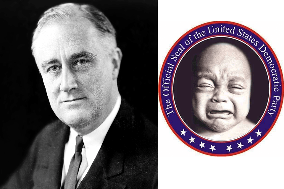 The Democrats, from Roosevelt to Today