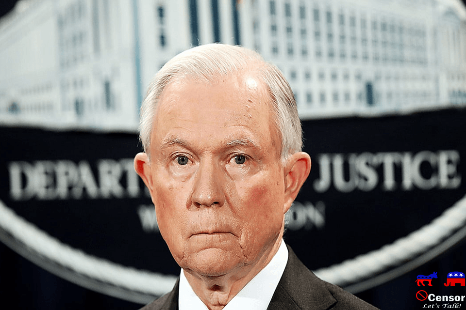 Jeff Sessions, Do Your Job Or Let Someone Else Do It