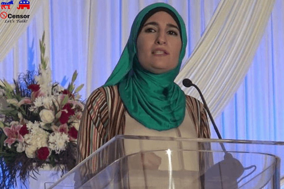 Linda Sarsour – A blaring Example of the Left's hypocrisy.