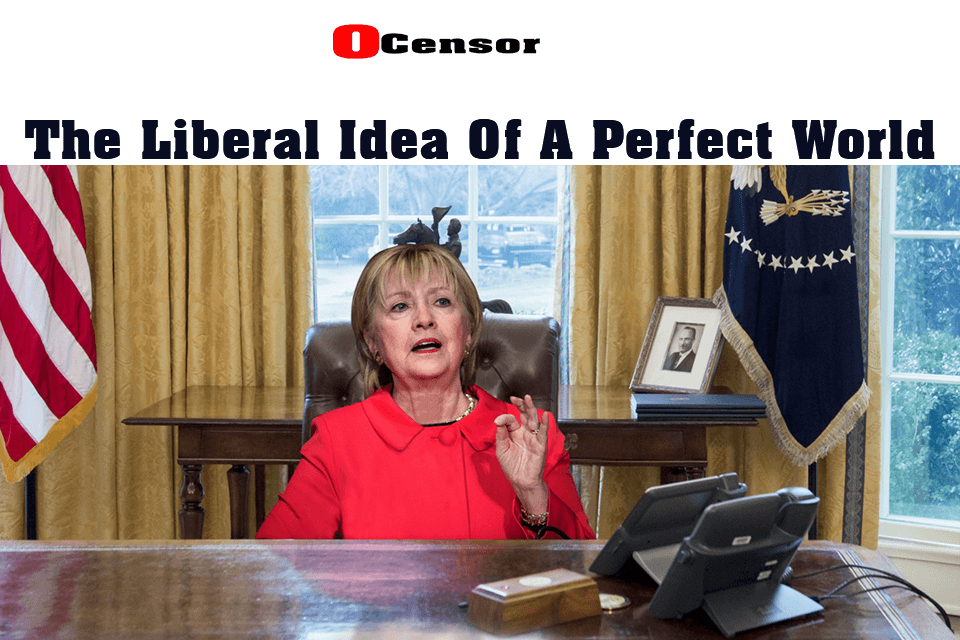 The Liberal Idea Of A Perfect World