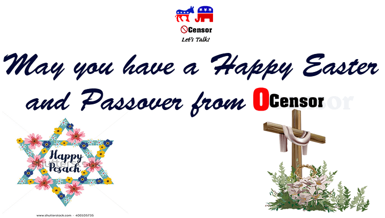 Happy Easter and Passover