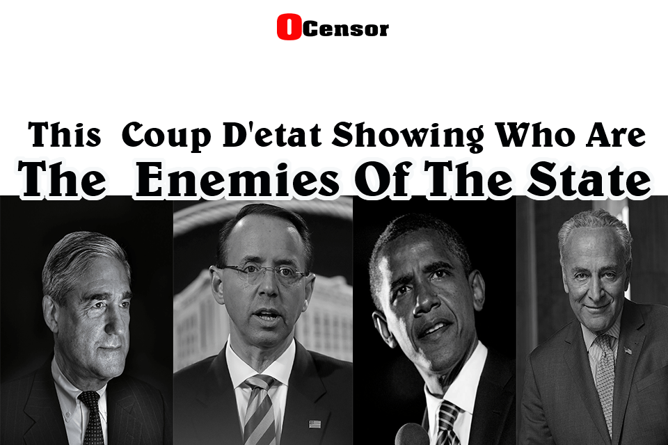 This  Coup D'etat Showing Who Are The  Enemies Of The State