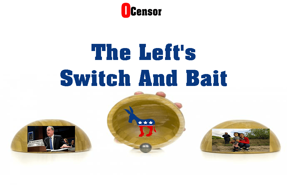 The Left's Switch And Bait