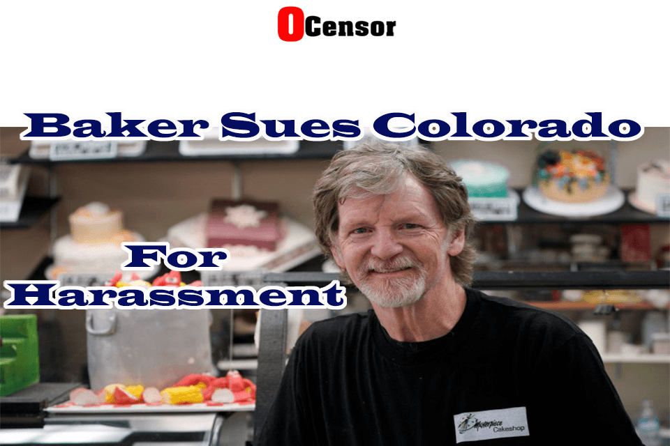 Baker Sues Colorado For Harassment