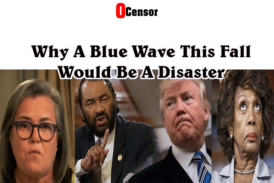 Why A Blue Wave This Fall Would Be A Disaster