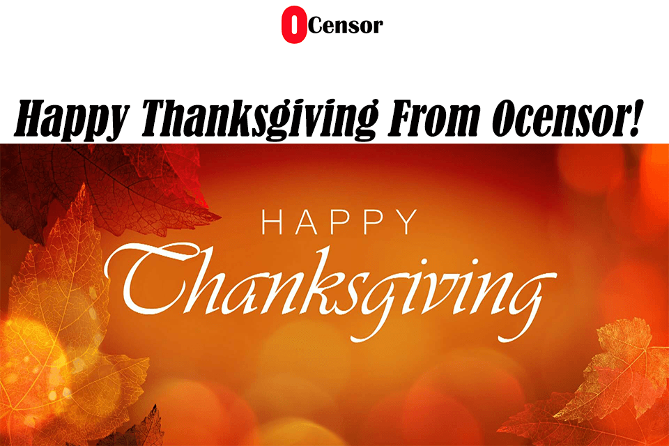 Happy Thanksgiving From 0censor