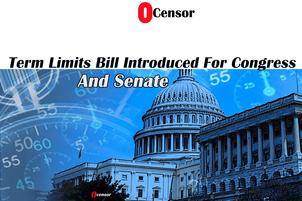 Term Limits Bill Introduced For Congress And Senate