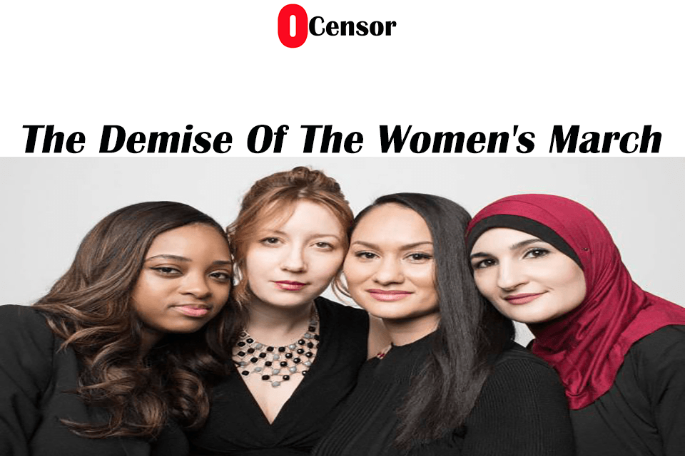 The Demise Of The Women's March