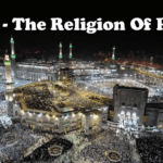 Islam – The Religion Of Peace?