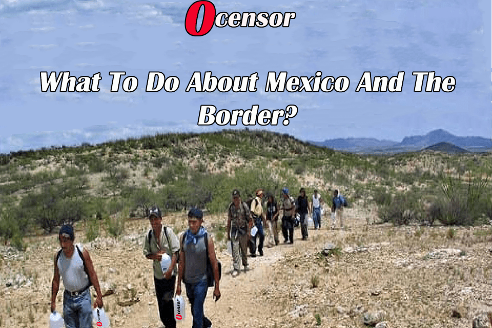 What To Do About Mexico And The Border?