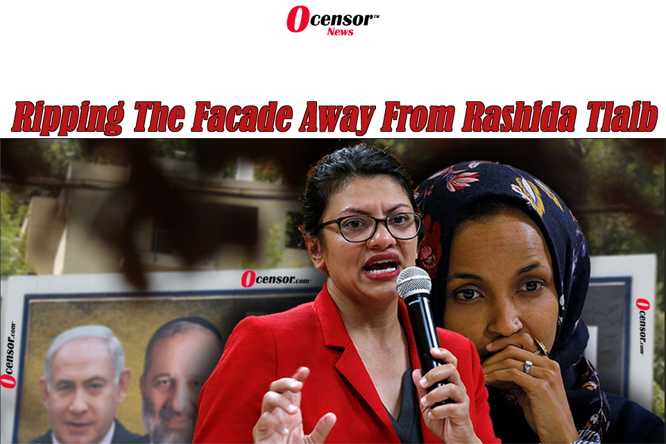 Ripping The Facade Away From Rashida Tlaib