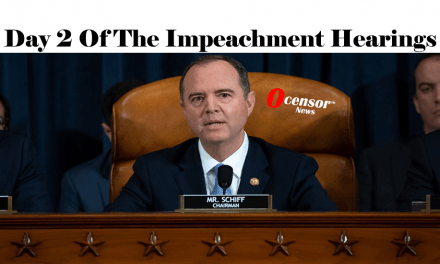 Day 2 Of The Impeachment Hearings