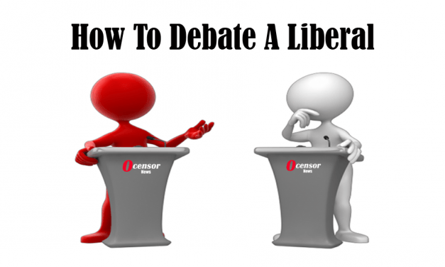 How To Debate A Liberal