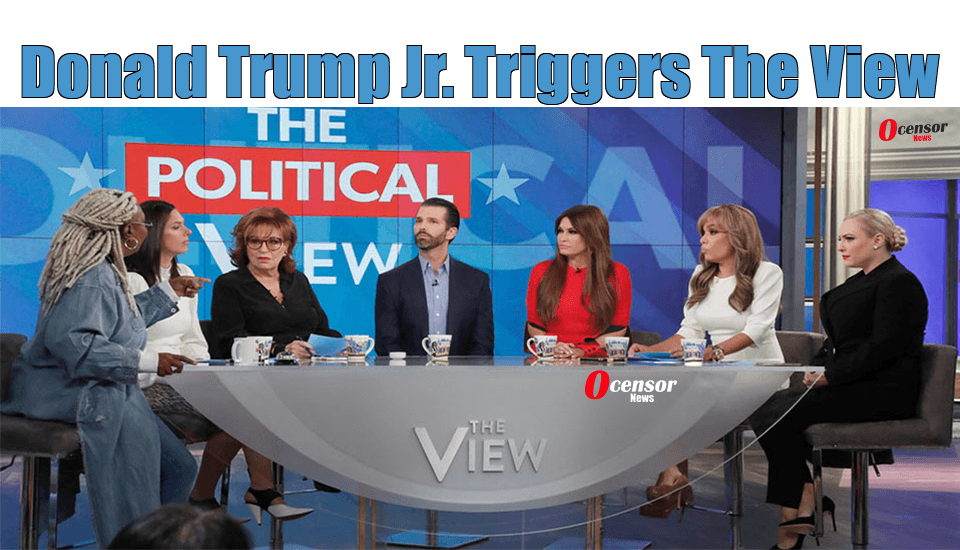 Donald Trump Jr. Triggers The View