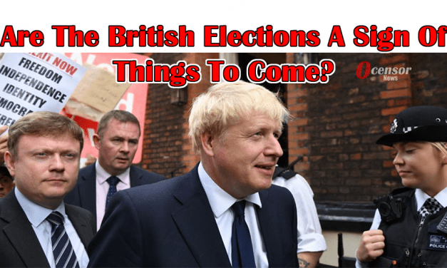 Are The British Elections A Sign Of Things To Come