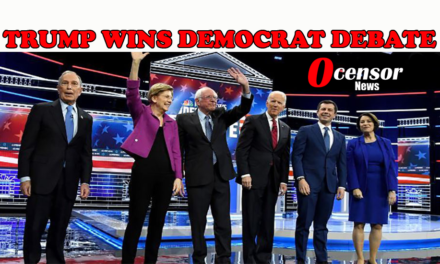 Trump Wins Democrat Debate